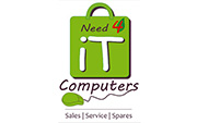 Need For IT Computers Logo